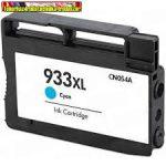 Hp 933XL premium utángyártott tintapatron cyan (CN054A ) 15ml