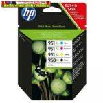 HP C2P43AE eredeti MULTI PACK (950XL BK+951XL C+951XL M+951XL Y )