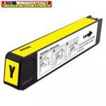 Hp 971XL CN628A yellow Import utángyártott tintapatron 6,6K