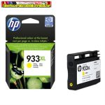 Hp 933XL CN056A yellow eredeti tintapatron 825 old.