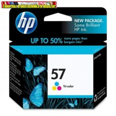 HP C6657A NO.57 tintapatron eredeti (17ml/400 old.)