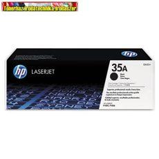 Eredeti HP CB435A toner (Fekete festékkazetta LaserJet P1005 / P1006 nyomtatókhoz)  (1500 old.)