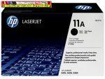 Eredeti Hp Q6511A toner (Fekete festékkazetta Laserjet 2420 / 2430 sorozat nyomtatóihoz (6000 old.)