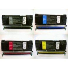 Lexmark C524,C534,C532,C530 HIGH CAPACITY yellow,cyan utángyártott tonerek