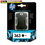 Hp C8721E No.363 black tintapatron eredeti (480 old.)
