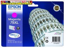 Epson  79XL  magenta eredeti tintapatron T7903(17,1ml)