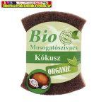 Bio naturál mosogatószivacs Kókuszrostból 2db/cs