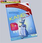 Öntapadó bemutatótábla, A4, TARIFOLD Kang
