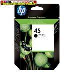 HP 51645AE  NO.45 tintapatron eredeti (42ml/833 old.)
