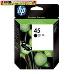 HP 51645AE  NO.45 tintapatron eredeti (42ml/833 old.)