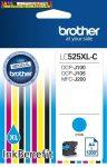 Brother LC525XL Cyan eredeti tintapatron (1300old. 5%)