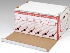 Esselte Boxy archiváló konténer fehér 128910