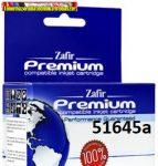 Hp 51645A Prémium import utángyártott tintapatron 42ml