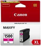 Canon PGI1500XL Patron MAGENTA  EREDETI (PGI-1500,PGI 1500)
