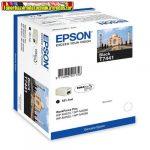 EPSON T7441 EREDETI Patron WP-M4015,M4525 181.1ml, 10 000oldal, fekete