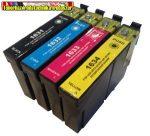 Epson 16XL T1631,T1632,T1633,T1634 NANO Import standard UTÁNGYÁRTOTT tintapatronok 15ML/SZÍN