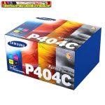 Samsung eredeti toner Pack P404C black+cyan+yellow+magnta (CLT-p404c,404s)