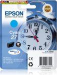 Epson T2702 cyan eredeti tintapatron 3,6ml C13T27024010