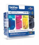 Brother LC 1100 MultiPack (Bk+C+Y+M) eredeti (LC1100)  DCP-185C , 385C , 585Cw , 6690CW ,MFC-490CW , 790CW , 990CW , 5490CN , 5890CN , 6490CW , 6890CDW