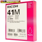 RICOH Type GC41C,405763 Gélpatron, magenta, 2,2K
