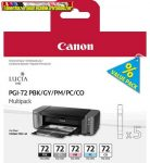 Canon PGI72 multipack (Photo Black,Grey,PhotoMagenta,PhotoCyan,CO ) Eredeti  (pgi-72)