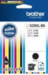Brother LC529XL Black eredeti tintapatron (2400 old 5%)