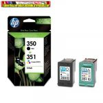 Hp SD412EE Tintapatron multipack (cb335(350) + CB337(351) )