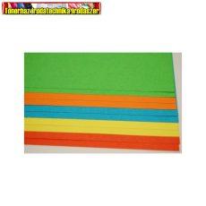 Színes Másolópapír MIX A/4 80g ÉLÉNK színes 10ív/cs(5x2ív )