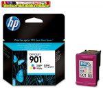 HP CC656A  No.901 színes Officejet tintapatron 9ML (Officejet J4580, J4660, J4680 nyomtatókhoz, 360 old.)