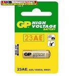 GP Elem A23 ( riasztóelem ) 12V GP23A,LRV08,MN21,V23GA