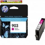 Hp 903 eredeti T6L91AE magenta tintapatron 315 old(5%)