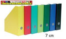 Mikrohullámú karton iratpapucs különböző színekben