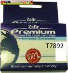 Epson T7892 XXL Prémium utángyártott nagy kapacitású cyan tintapatron 34ml (4K)