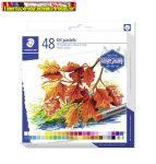 Olajpasztell kréta, STAEDTLER Design Journey 48 különböző szín (48db/dob)