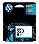 HP CD971AE No 920 fekete tintapatron eredeti  Officejet 6000, 6500, 7000 sorozathoz (420 oldal)