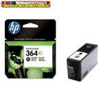 Hp CB322EE No 364XL fotó fekete tintapatron Vivera tintával Photosmart D5445, D5460, D7560, C5380, C6380, B8850 nyomtatókhoz (290 fotó)