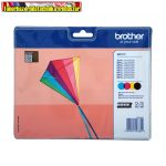 Brother LC223 eredeti Multipack (C,M,Y,Bk)