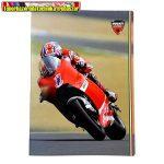 Füzet (27-40) A5 40 lap KOCKÁS (négyzethálós) Ferrari