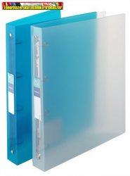 Viquel PropyGlass maxi PP gyűrűskönyv, 4gy, 35mm