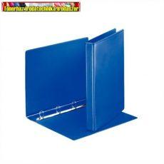 Esselte 49757 kék panorámás gyűrűskönyv 20mm D gyűrű, 35 mm-es gerinccel - 4 gyűrűs