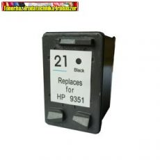 Hp C9351A No.21XL IMPORT standard utángyártott 18ml (9351) (HP 21)