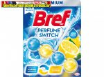 Bref Premium Perfume Switch Wc illatosító 50gr. Citrus