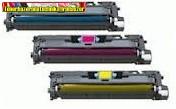 01-13 Hp Q3961,Q3962,Q3963 utángyártott color (Color Laserjet 2550 / 2820 / 2840 nyomtatókhoz (4000 old.)