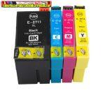 Epson T2711,T2712,T2713,T2714 utángyártott tintapatronok